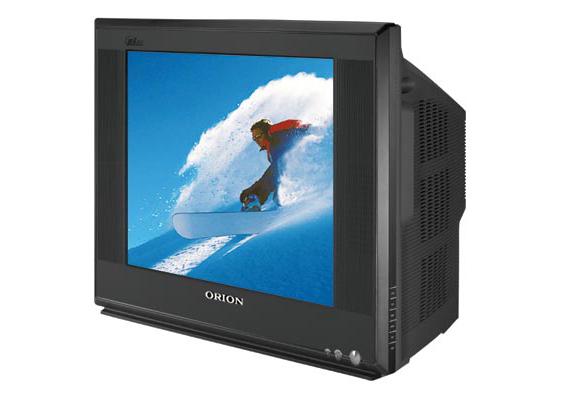 инструкция на телевизор orion